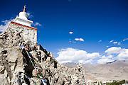 Shey Monastery, Leh valley.
