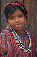 Guatemala, Atitlan, Sant Antonio Polopo (Maya). // Guatemala, Atitlan, Sant Antonio Polopo (Maya).