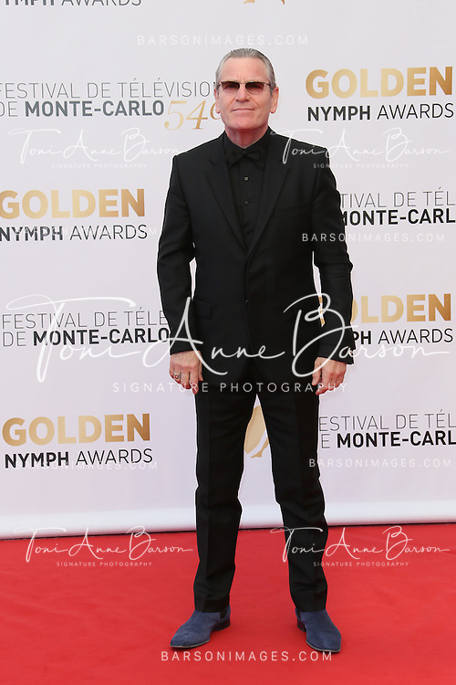 MONTE-CARLO, MONACO - JUNE 11:  Tcheky Karyo attends the Closing Ceremony and Golden Nymph Awards of the 54th Monte Carlo TV Festival on June 11, 2014 in Monte-Carlo, Monaco.  (Photo by Tony Barson/FilmMagic)