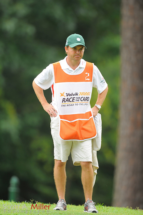 Volvik bibb during the Symetra Tour's Eagle Classic at the Richmond Country Club on August 18, 2012 in Richmond, Va...©2012 Scott A. Miller