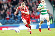 Aberdeen's  James Maddison (23) during the Betfred Scottish Cup  Final match between Aberdeen and Celtic at Hampden Park, Glasgow, United Kingdom on 27 November 2016. Photo by Craig Galloway.