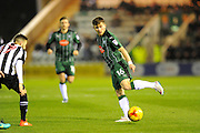 Matthew Kennedy (16) of Plymouth Argyle during the EFL Sky Bet League 2 match between Plymouth Argyle and Notts County at Home Park, Plymouth, England on 28 February 2017. Photo by Graham Hunt.