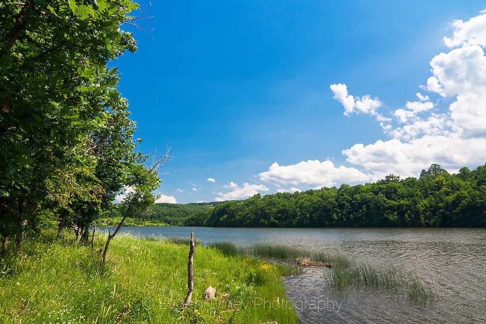 Novo Panicharevo lake