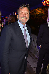 SIR ROCCO FORTE at an evenig of Jewellery & Photography to launch the Buccellati 'Opera Collection' held at Spencer House, London on 21st October 2015.