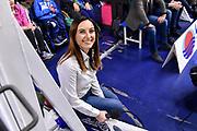 Giulia Cicchinè<br /> Banco di Sardegna Dinamo Sassari - Segafredo Virtus Bologna<br /> Legabasket LBA Serie A 2019-2020<br /> Sassari, 22/12/2019<br /> Foto L.Canu / Ciamillo-Castoria