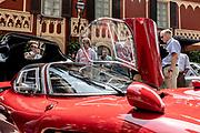 Como, Italy, Concorso d'Eleganza Villa D'Este, Alfa Romeo 33/2 Stradale