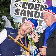NLD/Hilversum/20171108 - Kick-off van Das Coen und Sander Fest, Sander Lantinga en Piet Paulusma