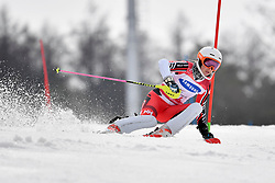 JEPSEN Mollie LW6/8-2 CAN competing in the ParaSkiAlpin, Para Alpine Skiing, Slalom at the PyeongChang2018 Winter Paralympic Games, South Korea.