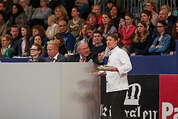 Van Der Heijden Martijn, NED, Haarman Wil,NED<br /> KWPN Stallionshow - 's Hertogenbosch 2018<br /> © Hippo Foto - Dirk Caremans<br /> 02/02/2018