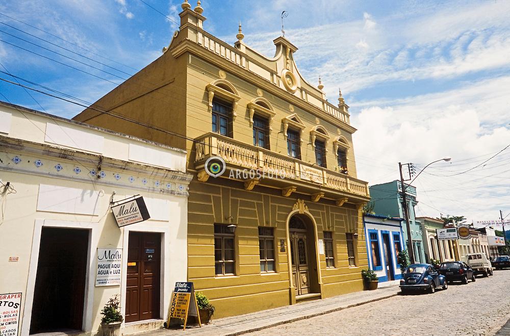Cidade de Antonina, Parana, Brasil/ Antonina city, state of Parana, Brazil