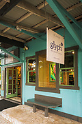 Glyph Art Gallery, Holualoa, Kona District, The Big Island, Hawaii USA