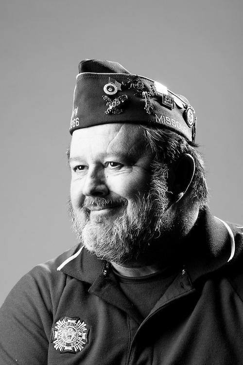 Paul S. Achenback<br /> Air Force<br /> E-5<br /> Aircraft Mechanic<br /> July 1968 - July 1972<br /> Vietnam<br /> <br /> Veterans Portrait Project<br /> St. Louis, MO