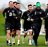 191113 Ireland Training and Press