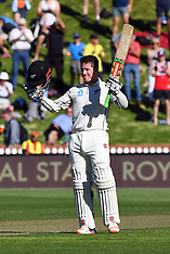 Wellington-Cricket, New Zealand v South Africa, 2nd test, Day 1