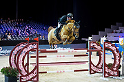 Gerco Schroder - Glock's London<br /> Jumping Indoor Maastricht 2018<br /> © DigiShots