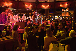 7 Walkers & Audience. In Concert in The Wolfs Den at Mohegan Sun Casino on December 9, 2010