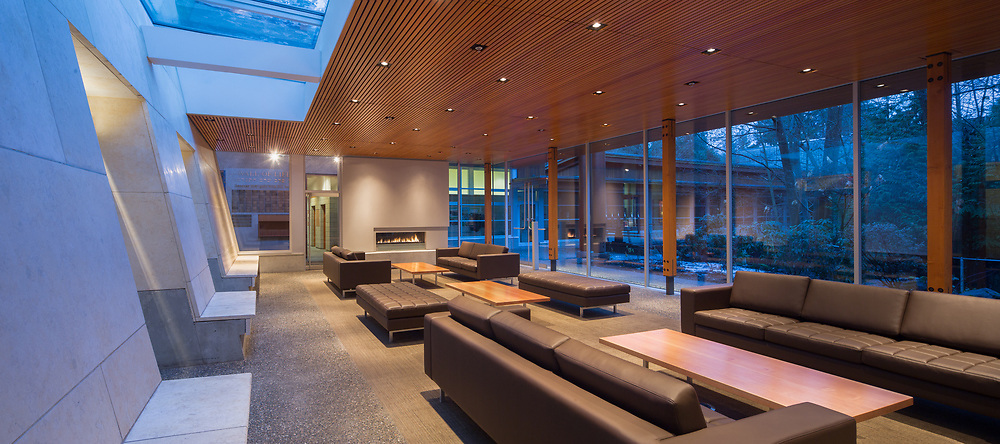 Har-El Synagogue, West Vancouver | Lounge Addition | Acton Ostry Architects | 2013