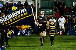 Matt Moulds of Worcester Warriors - Mandatory by-line: Robbie Stephenson/JMP - 17/01/2020 - RUGBY - Sixways Stadium - Worcester, England - Worcester Warriors v Castres Olympique - European Rugby Challenge Cup