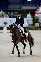 CARRASCOSA Borja (ESP) Al Martino 10<br /> Genf - CHI Rolex Grand Slam 2017<br /> Preis des Jiva Hill Stables <br /> © www.sportfotos-lafrentz.de