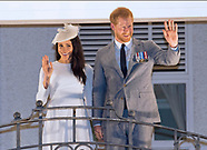 Meghan Markle & Prince Harry At Grand Pacific Hotel