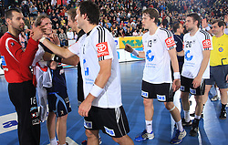 Beno Lapajne after qualification match for  Euro 2010 in Austria between national teams of Slovenia and Germany, Group 5, on November 2, 2008 in Arena Zlatorog, Celje, Slovenia. (Photo by Vid Ponikvar / Sportal Images)/ Sportida