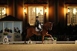 Lütkemeier, Fabienne (GER) Qui Vincit Dynamis<br /> Wiesbaden - Pfingstturnier 2016<br /> © www.sportfotos-lafrentz.de/Stefan Lafrentz