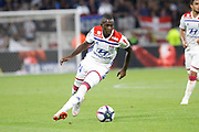 Pape Cheikh Diop of Lyon during the French championship L1 football match between Olympique Lyonnais and Amiens on August 12th, 2018 at Groupama stadium in Decines Charpieu near Lyon, France - Photo Romain Biard / Isports / ProSportsImages / DPPI