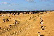 Lancelin, WA, Australia. The Pinacles