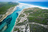 Heuningnes Estuary, Western Cape, South Africa,