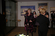Baroness von Zuylen. 'The Road to Abtsraction' an exhibition of paintings by Rosita Marlborough. the Fleming Collection. 13 Berkeley St. London W1. 31 March 2005. ONE TIME USE ONLY - DO NOT ARCHIVE  © Copyright Photograph by Dafydd Jones 66 Stockwell Park Rd. London SW9 0DA Tel 020 7733 0108 www.dafjones.com
