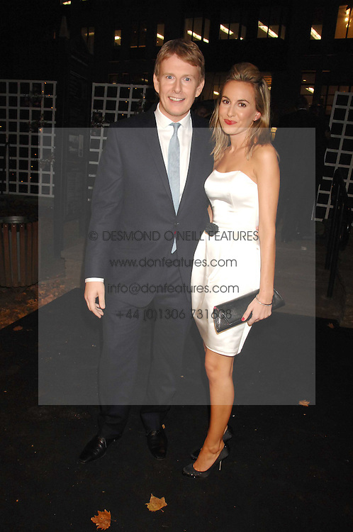 PATRICK KIELTY and OLIVIA CHRISTEAU at the Berkeley Square End of Summer Ball in aid of the Prince's Trust held in Berkeley Square, London on 27th September 2007.<br /><br />NON EXCLUSIVE - WORLD RIGHTS