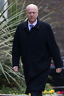 Leader of the House of Commons Chris Grayling arrives for Cabinet at Downing Street, London<br /> Picture by Paul Davey/Focus Images Ltd +447966 016296<br /> 16/03/2016
