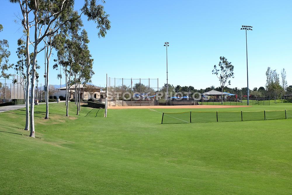 Softball Fields at Bill Barber Park