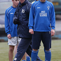 St Johnstone Training..18.01.02   <br />