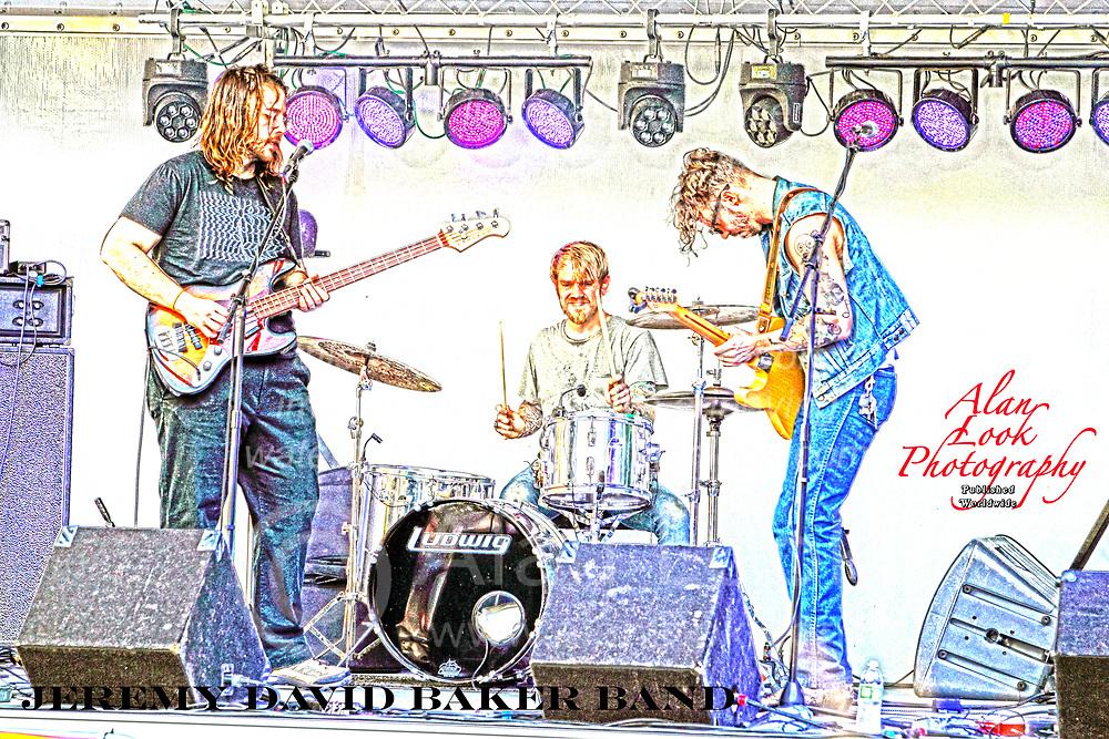 Make Music Normal festival - Uptown Normal<br /> <br /> Jeremy David Baker Band