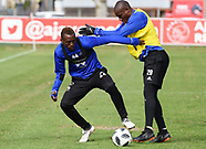 Ajax Cape Town: Training 11 May 2018