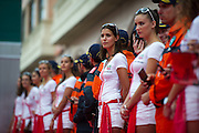 May 20-24, 2015: Monaco Grand Prix: Grid Girls