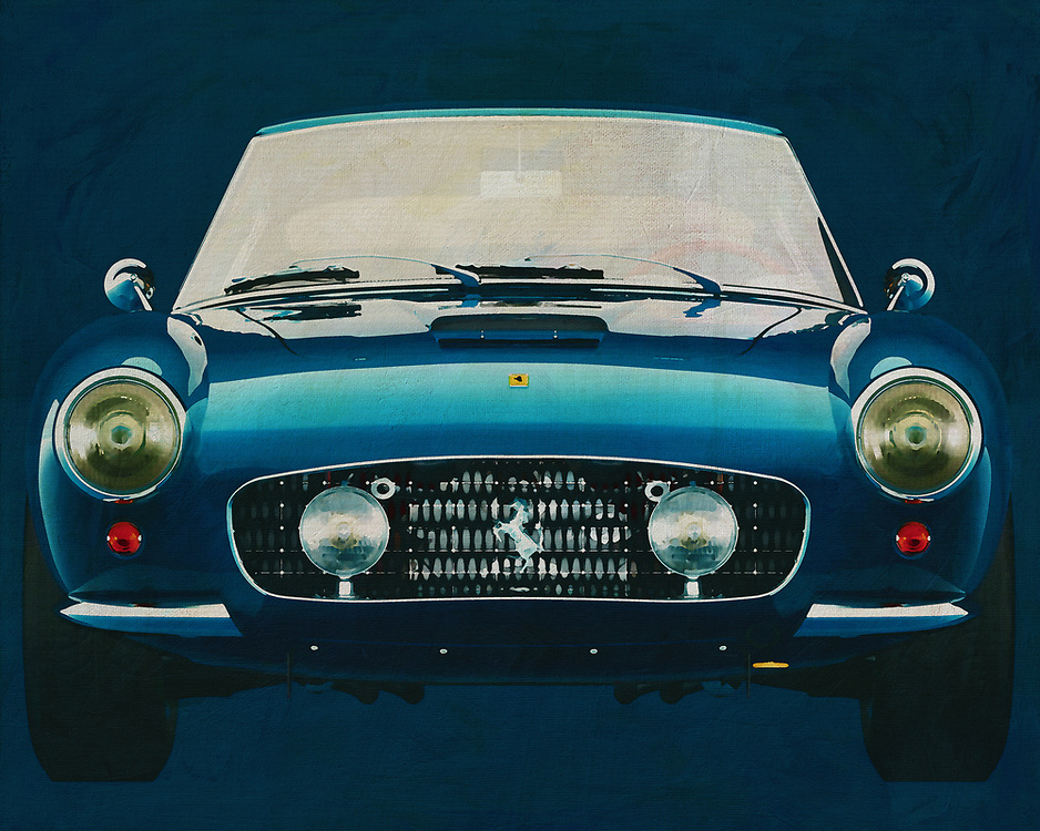 Ferrari 250 GT SWB Berlinetta 1957<br />