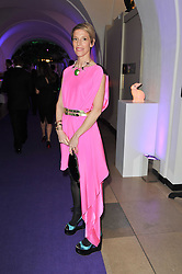 TIPHAINE CHAPMAN at The Surrealist Ball in aid of the NSPCC in association with Harpers Bazaar magazine held at the Banqueting House, Whitehall, London on 17th March 2011.