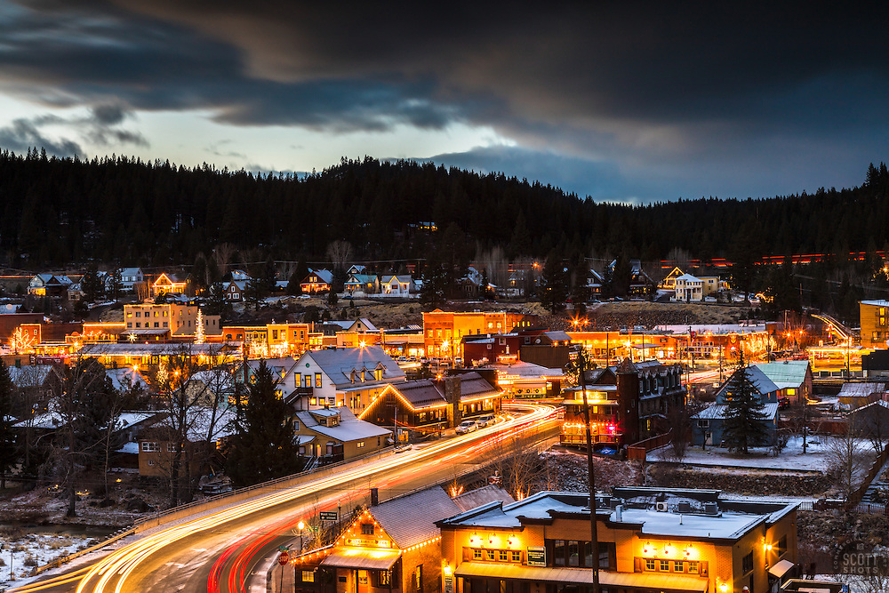 """Downtown Truckee 24"""