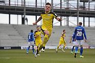 Oldham Athletic v Colchester United 140215
