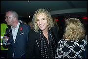 DAVID BRYAN, Memphis, The Musical. Press night and after party. Shaftesbury Theatre, London WC2 and party at Floridita, Wardour st. Soho.