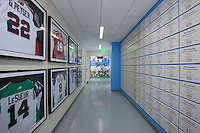 Architectural interior photo of in Cordish Lacrosse Center at Johns Hopkins University by Jeffrey Sauers of Commercial Photographics