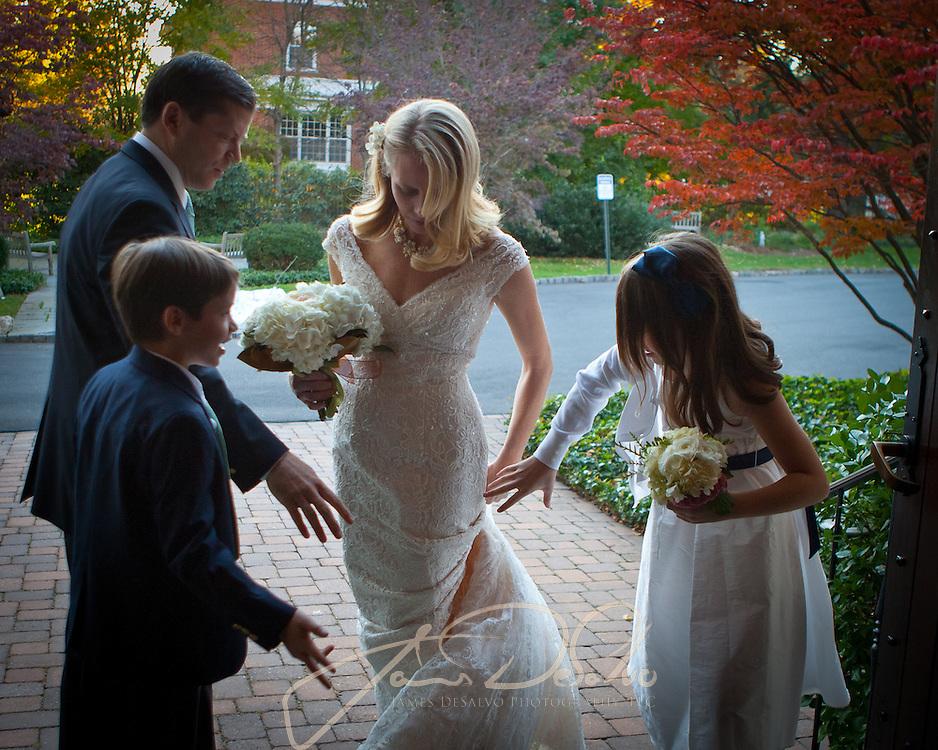 Hamilton-Dingle Wedding