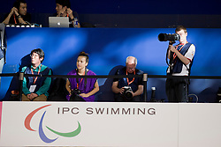 Photographers  at 2015 IPC Swimming World Championships -  Photo-position
