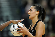 Wellington-Netball, Quad Series, New Zealand v England, October 25