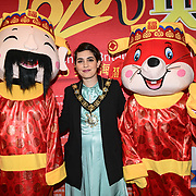 Cllr Maryam Eslamdoust attends the 2020 China-Britain Chinese New Year Extravaganza with 200 performers from over 20 art groups from both China and the UK showcase at Logan Hall on 18th January 2020, London, UK.