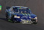 Nov. 12 2011; Avondale, AZ, USA; NASCAR Nationwide Series driver Ricky Carmichael (34) races during the Wypall 200 at Phoenix International Raceway. Mandatory Credit: Jennifer Stewart-US PRESSWIRE