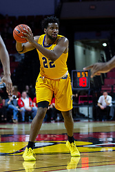 NORMAL, IL - December 07: LJ Bryan during a college basketball game between the ISU Redbirds and the Morehead State Eagles on December 07 2019 at Redbird Arena in Normal, IL. (Photo by Alan Look)