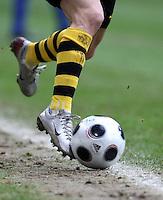 FUSSBALL     1. BUNDESLIGA     SAISON 2007/2008   24. SPIELTAG Hamburger SV - Borussia Dortmund                             15.03.2008 Symbolbild Fussball